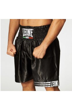 Шорты боксерские Leone Boxing Black M
