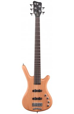 Бас-гитара WARWICK RockBass Corvette Basic, 5-String (Honey Violin Transparent Satin)