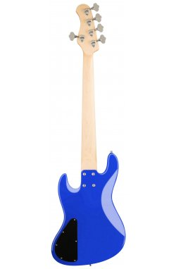 Бас-гитара SADOWSKY MetroExpress 21-Fret Vintage J/J Bass, Maple, 5-String (Ocean Blue Metallic High Polish)