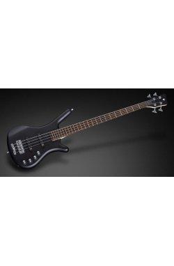 Бас-гитара WARWICK RockBass Corvette Basic, 4-String (Nirvana Black Transparent Satin)