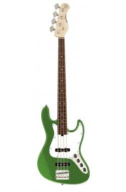 Бас-гитара SADOWSKY MetroExpress 21-Fret Vintage J/J Bass, Morado, 4-String (Solid Sage Green Metallic Satin)