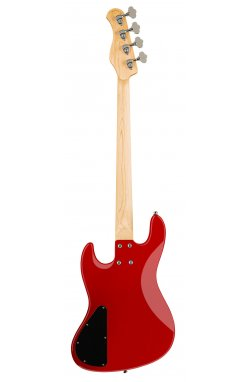 Бас-гитара SADOWSKY MetroExpress 21-Fret Hybrid P/J Bass, Maple, 4-String (Candy Apple Red Metallic)
