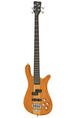 Бас-гитара WARWICK RockBass Streamer NT I, 4-String (Honey Violin High Polish)