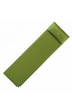 Коврик самонадувающийся Ferrino Dream Pillow 3.5 cm Apple Green (78213EVV)