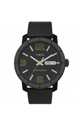 Мужские часы Timex MOD44 Tx2t72500, Циферблат - Чёрный, Корпус - Черный, США