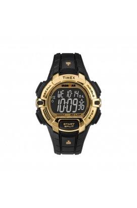 Мужские часы Timex IRONMAN Triathlon Rugged 30Lp Tx5m06300, Циферблат - Золотистый, США