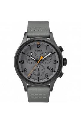 Мужские часы Timex Allied Tx2r47400, Циферблат - Серый, Корпус - Черный, США