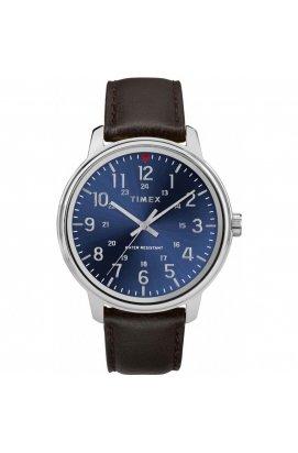 Мужские часы Timex CLASSIC Basics Tx2r85400, Циферблат - Синий, США