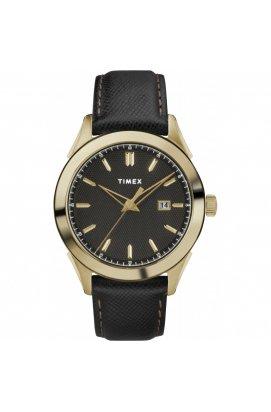 Мужские наручные часы Timex TORRINGTON Tx2r90400, Циферблат - Чёрный, США