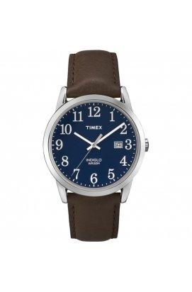 Чоловічі годинники Timex EASY READER Tx2p75900, Циферблат - Синій, Корпус - Сріблястий, США