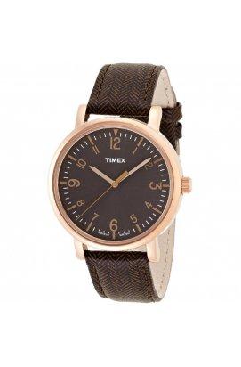 Мужские наручные часы Timex ORIGINALS Classic Tx2p213, Циферблат - Коричневый, США