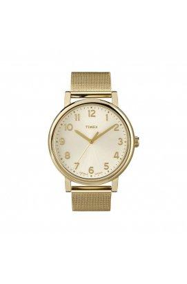 Мужские часы Timex ORIGINALS Tx2n598, Циферблат - Бежевый, США