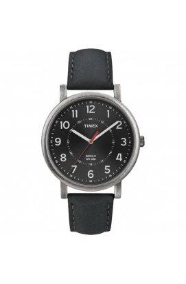 Мужские часы Timex ORIGINALS Classic Tx2p219, Циферблат - Чёрный, США