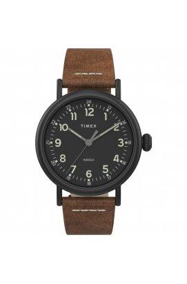 Мужские часы Timex STANDARD Tx2t69300, Циферблат - Чёрный, Корпус - Черный, США