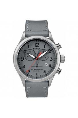 Мужские часы Timex WATERBURY Chrono Tx2r70700, Циферблат - Серый, США