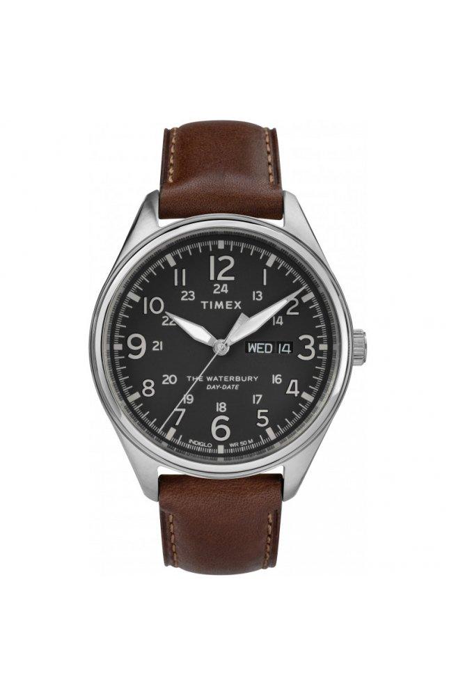 Мужские часы Timex WATERBURY Day Date Tx2r89000