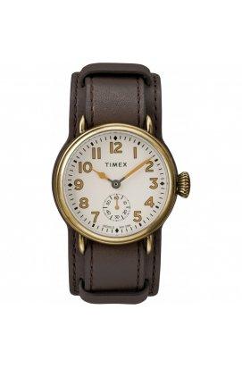 Чоловічі годинники Timex WELTON Tx2r87900, Циферблат - Бежевий, США