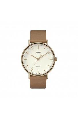 Мужские часы Timex FAIRFIELD Tx2r26200, Циферблат - Бежевый, США