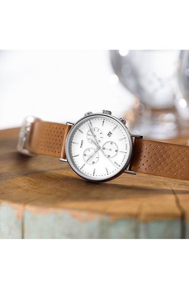 Мужские часы Timex FAIRFIELD Chrono Tx2r26700
