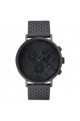 Мужские часы Timex FAIRFIELD Chrono Supernova Tx2r97800, Циферблат - Серый, Корпус - Серый, США