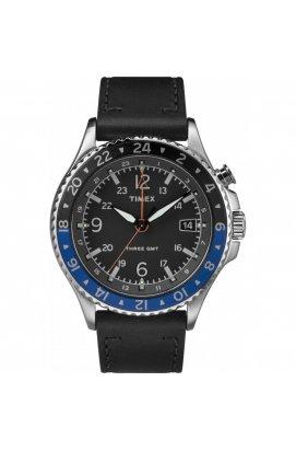 Мужские часы Timex ALLIED Tx2r43600, Циферблат - Чёрный, США