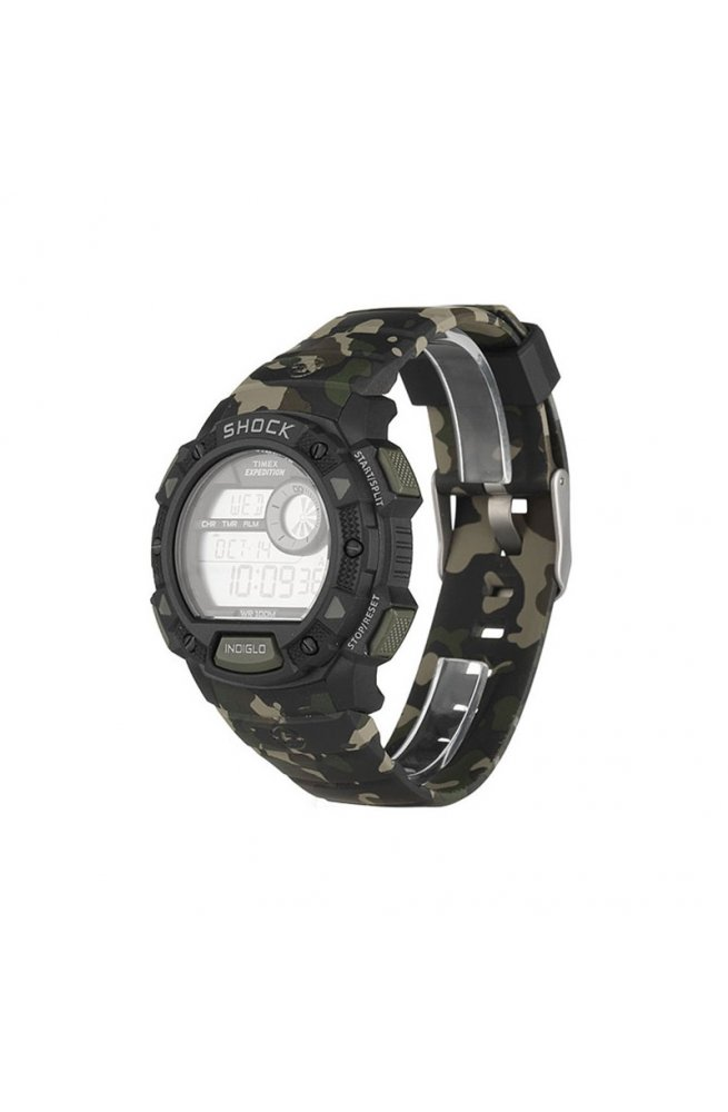 Мужские часы Timex EXPEDITION CAT Base Shock Tx49976