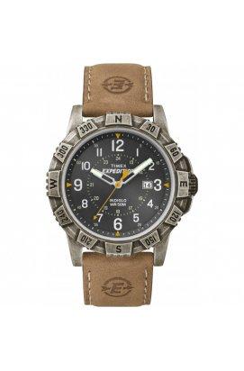 Мужские часы Timex EXPEDITION Rugged Field Tx49991, Циферблат - Чёрный, США