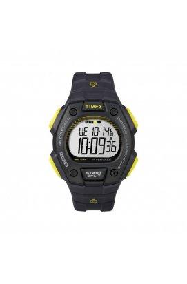Мужские часы Timex IRONMAN Triathlon Classic 50Lp Tx5k86100, Циферблат - Чёрный, США