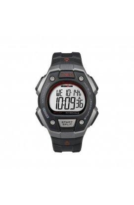 Мужские часы Timex IRONMAN Triathlon Classic 50Lp Tx5k85900, Циферблат - Чёрный, США