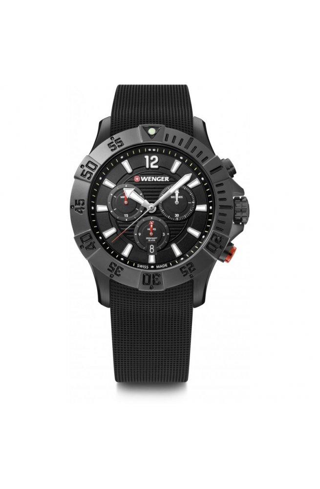 Чоловічі годинники Wenger SEAFORCE Chrono W01.0643.120