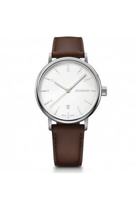 Мужские часы Wenger URBAN CLASSIC W01.1731.117, Циферблат - Белый, Швейцария