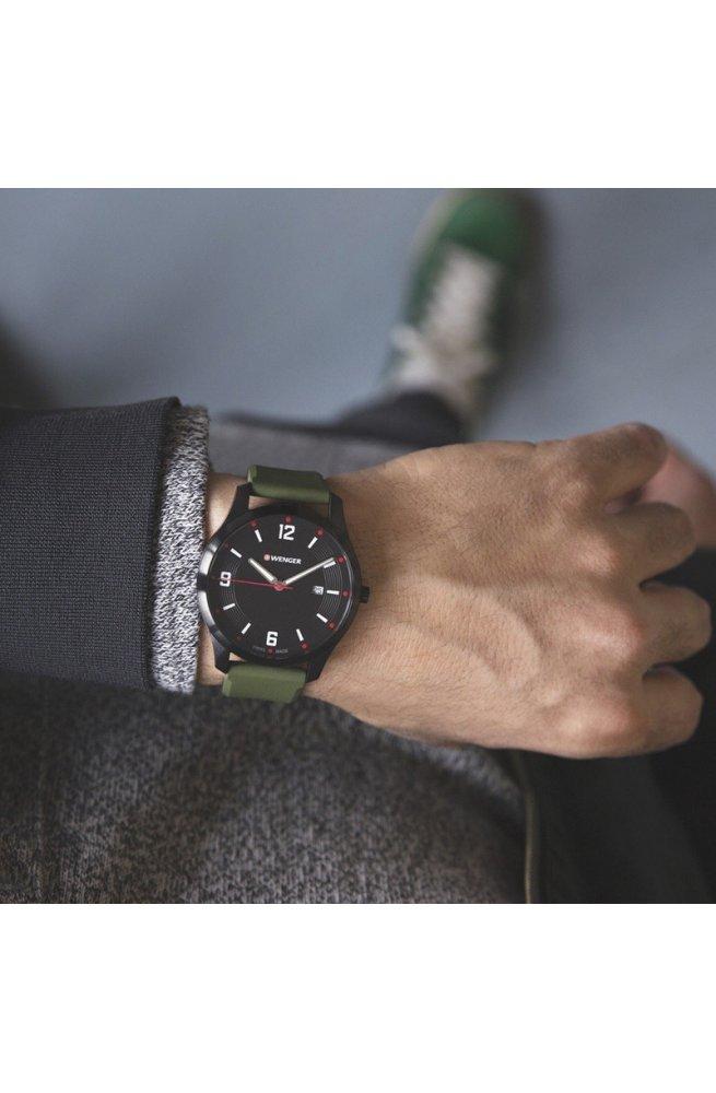 Мужские часы Wenger Watch CITY ACTIVE W01.1441.125