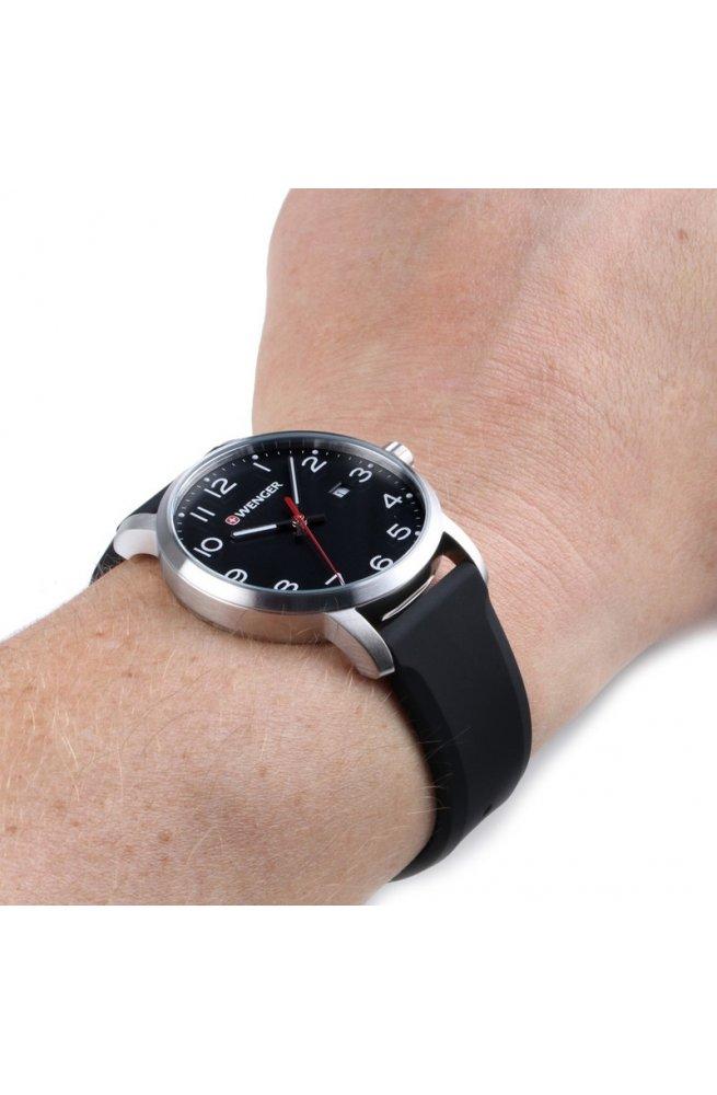 Мужские часы Wenger Watch AVENUE W01.1641.101