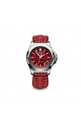 Мужские часы Victorinox Swiss Army INOX Paracord V241744, Циферблат - Красный, Швейцария