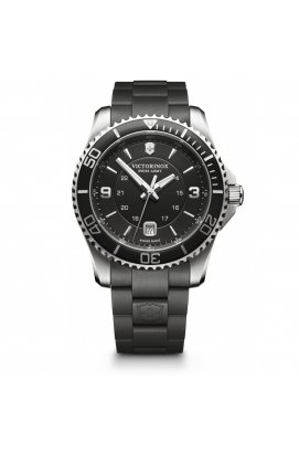 Мужские часы Victorinox Swiss Army MAVERICK V241698, Циферблат - Чёрный, Швейцария