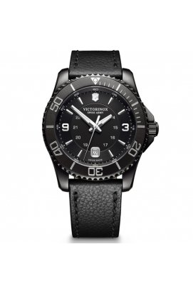 Мужские часы Victorinox Swiss Army Maverick V241787, Циферблат - Чёрный, Швейцария