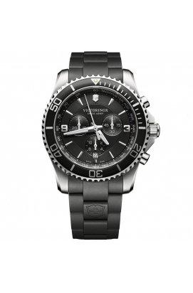 Мужские наручные часы Victorinox Swiss Army MAVERICK V241696, Циферблат - Чёрный, Швейцария