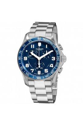 Мужские часы Victorinox SwissArmy CHRONO CLASSIC V241497, Циферблат - Синий, Швейцария