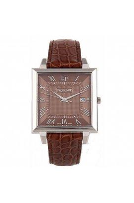 Мужские часы Pequignet MOOREA Pq7240453cg, Циферблат - Коричневый, Швейцария