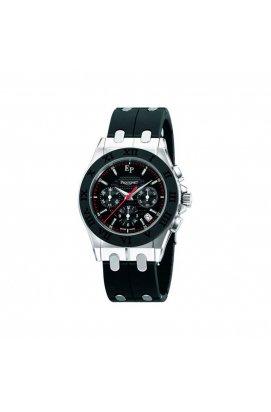 Мужские часы Pequignet MOOREA Triomphe Chrono Pq4301543-30, Циферблат - Чёрный, Швейцария