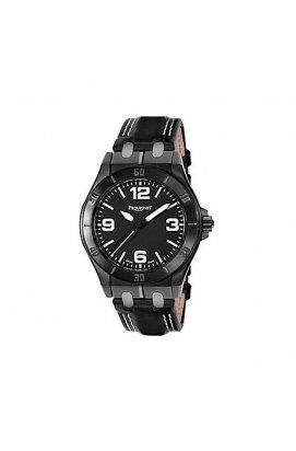 Мужские часы Pequignet MOOREA Triomphe Pq4250443b-n, Циферблат - Чёрный, Швейцария
