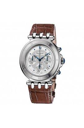 Мужские часы Pequignet MOOREA Vintage Chrono Pq4350437cg, Циферблат - Серый, Швейцария