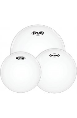 "Пластик для барабана EVANS G1 Coated Standard Tom Pack (12"", 13"", 16"") - Old Pack"
