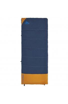 Детский спальный мешок Kelty Callisto 30 (-1°C), 150 см - Double Zip, Midnight Navy (35425020-SR)