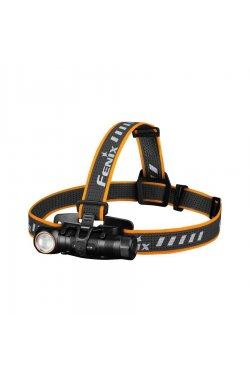 Налобный мультифонарь Fenix HM61R, 1200 люмен, Black/Orange (FNX HM61R)