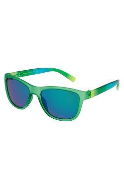 Детские солнцезащитные очки INVU K2815M - wayfarer, Цвет линз - зеленый