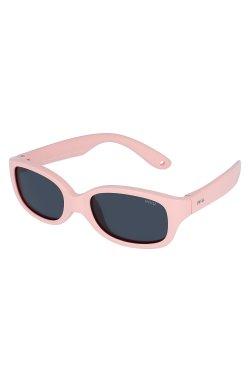 Детские солнцезащитные очки INVU K2914B - овальные, Цвет линз - серый
