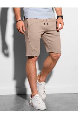Мужские шорты короткие спортивные W299 - ash - Ombre