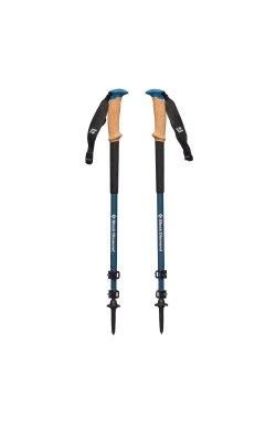 Трекинговые палки Black Diamond Alpine Carbon Cork WR, Astral Blue (BD 1122234002ALL1)