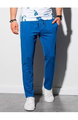 Мужские спортивные штаны P950 - синий - Ombre